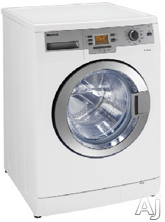 "Blomberg WM87120 24"" Front-Load Washer with 2.15 cu. ft. Capacity, 16 Programs, 1,200 RPM Spin, U.S. & Canada WM87120"