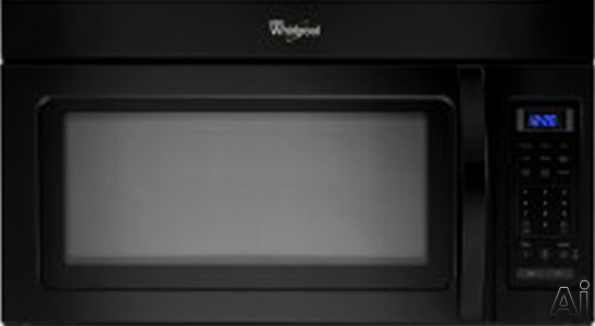Whirlpool Wmh31017a 1 7 Cu Ft Over The Range Microwave