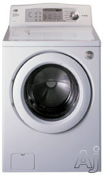 Lg Wm1832cw 27 Quot Front Load Washer W 3 72 Cu Ft Capacity
