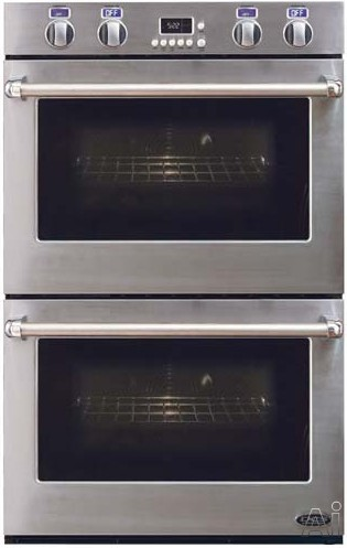 Dcs woud230 30 double electric wall oven with two self for High end wall ovens