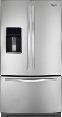 Whirlpool Wrf736sdam 36 Inch French Door Refrigerator With