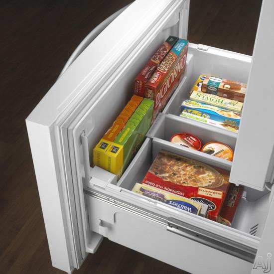 Whirlpool Wrf989sdab 29 Cu Ft French Door Refrigerator