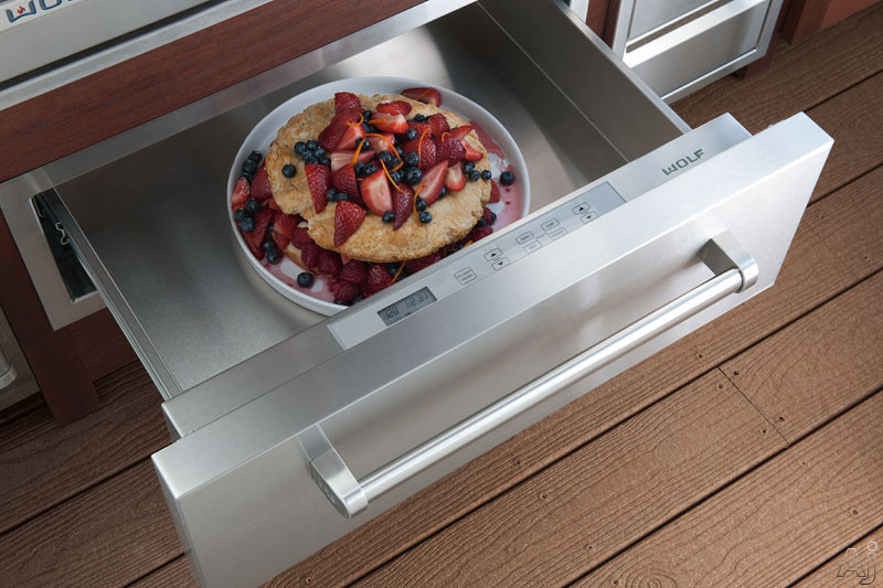 Wolf Wwd30 30 Quot Warming Drawer With 1 6 Cu Ft Capacity