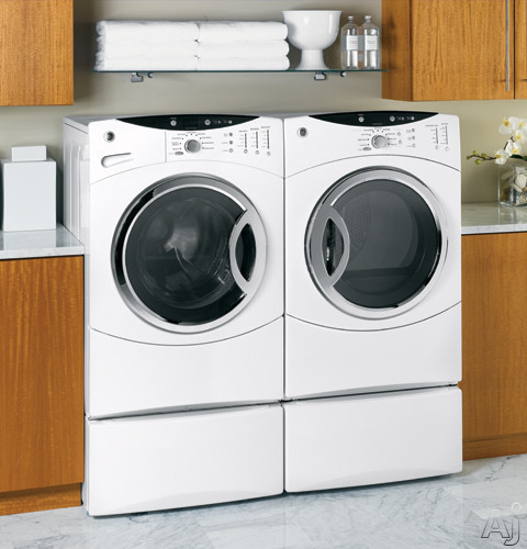 washer service stacked ge manual dryer