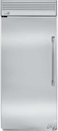 Monogram ZIFP360NHLH 36 Inch Built-In Full Freezer