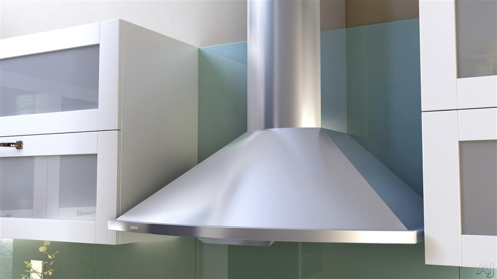 Zephyr Zsam90bs 36 Quot Wall Mount Chimney Hood With 685 Cfm