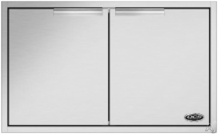 DCS ADN120X36 Outdoor Access Door Storage with 304 Series Stainless Steel Construction 36