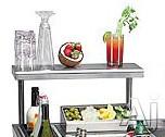Alfresco ADSS Optional Serving Shelf for Alfresco Bartending Centers