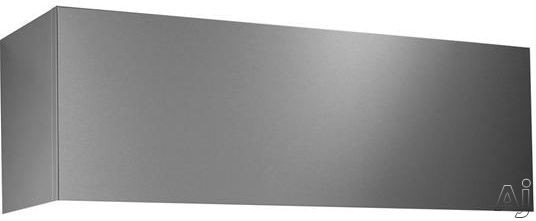 """Broan AEE60302SS 12"""" High Soffit Flue Cover: For 30"""" Hood"""
