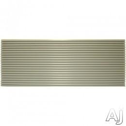 Amana Agk01tb Exterior Architectural Aluminum Grill: Stonewood Baked Enamel