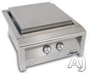 Alfresco Versa Power Series AGVPCTG 19 Inch Teppanyaki Griddle