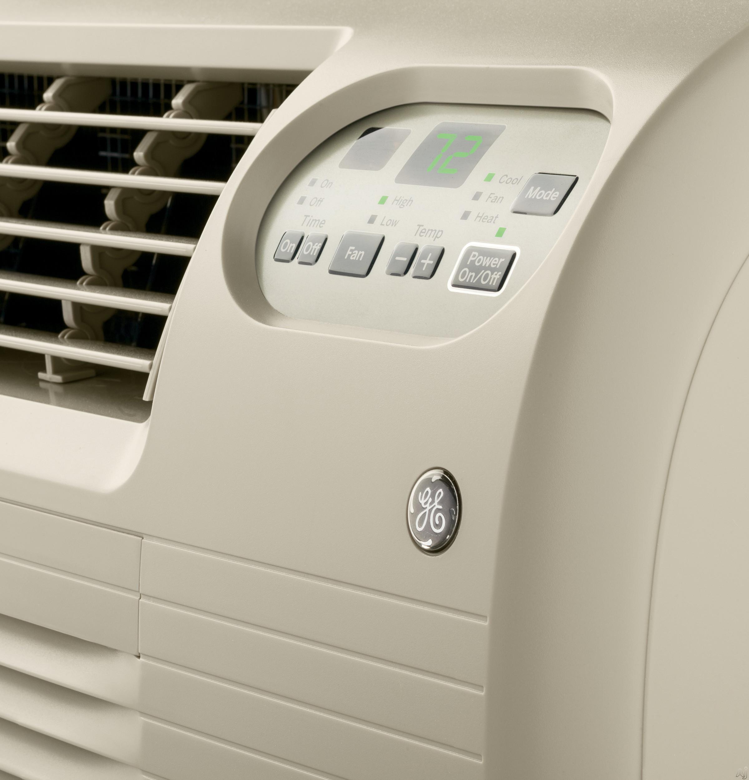 GE AJEQ12DCF 12 000 BTU Thru the Wall Air Conditioner with 11 200 BTU  #1C1A0F