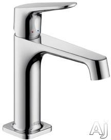 "Hansgrohe Axor Citterio M Series 34010821 Single Lever Lavatory Faucet with 5"" Reach, 7-1 / 4"", U.S. & Canada 34010821"