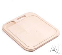 Franke Artisan Series AR40S Large Solid Wood Cutting Board