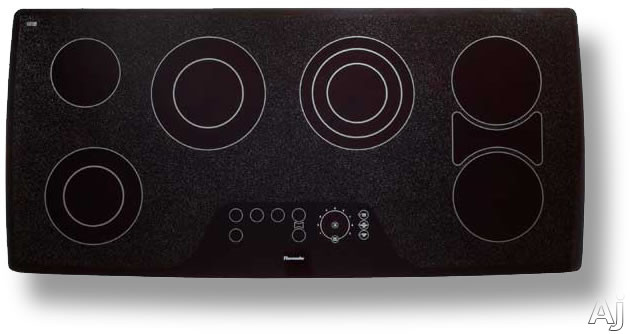 Thermador CEP456ZB 45 Inch Smoothtop Electric Cooktop with ...
