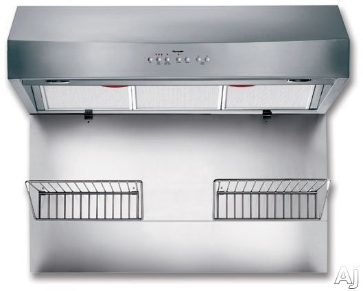 Thermador Hs36bs Stainless Steel Canopy Wall Hood With