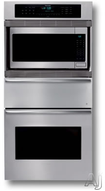 Thermador Semw272bs 27 Quot Combination Flat Front Wall Oven
