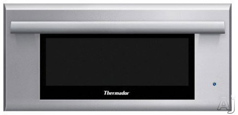 """Thermador Masterpiece Series WD27ES 27"""" Warming Drawer with 2.3 cu. ft. Capacity, 5 Heating Modes, U.S. & Canada WD27ES"""