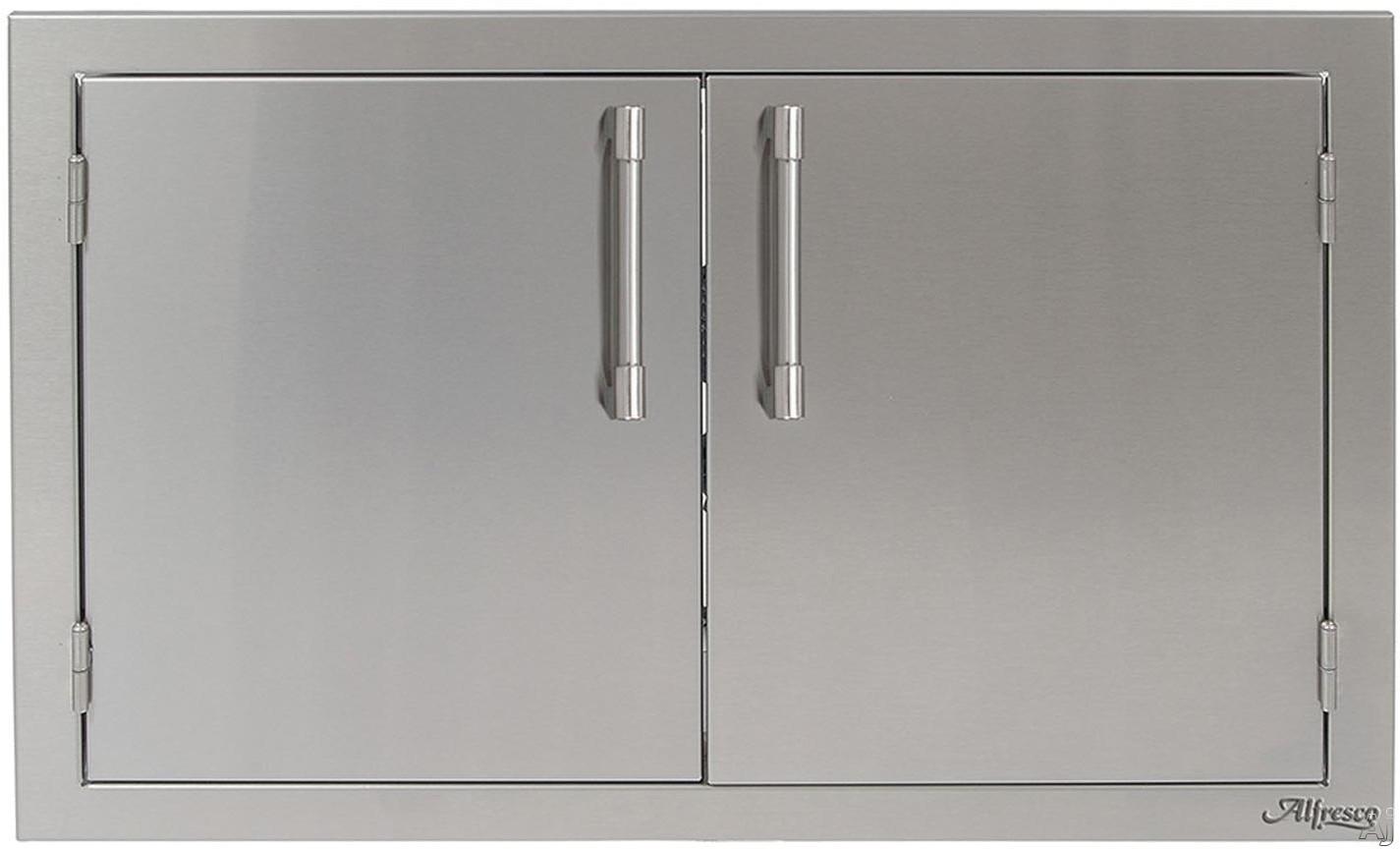 Alfresco Axe36 36 Inch Double Sided Access Door