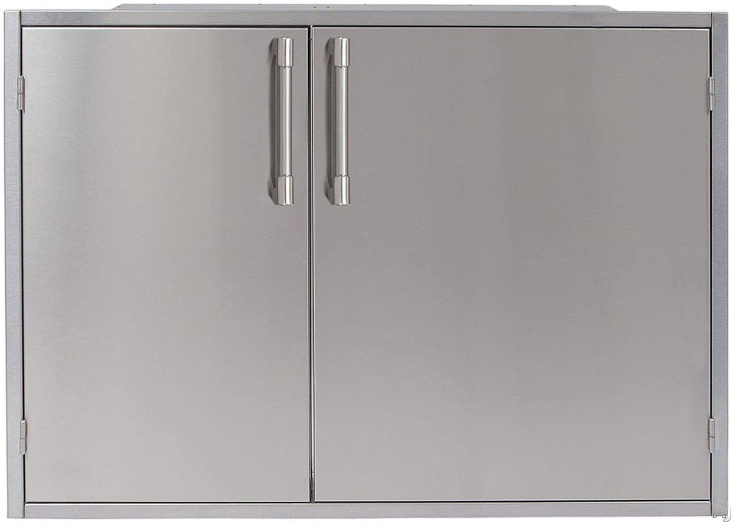Alfresco Axedsp30l 30 Inch Low-profile Built-in Dry Pantry
