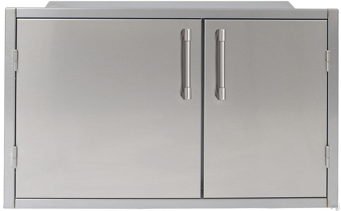 Alfresco Axedsp42l 42 Inch Low-profile Built-in Dry Pantry