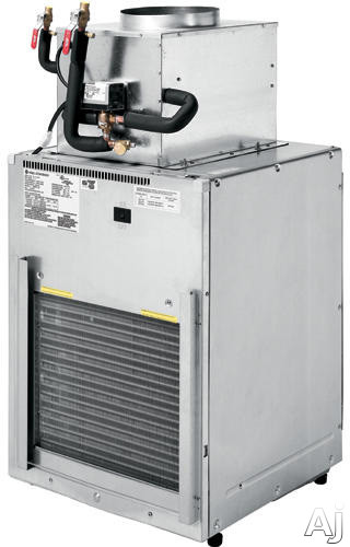 GE Zoneline Vertical Series AZ85E09DAC 9,000 BTU Package Terminal Air Conditioner with 10.5 EER, R-410A Refrigerant, 2.7 Pts/Hr Dehumidification, Central Desk Control Compatible and 230/208 Volts AZ85E09DAC
