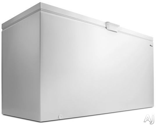 Picture of Amana Deepfreeze AZC31T22DW 217 cu ft Chest Freezer with 3 Plastic Wire Baskets and Deepfreeze Technology