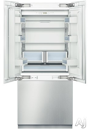 Bosch B36it800np 36 Quot Fully Integrated French Door