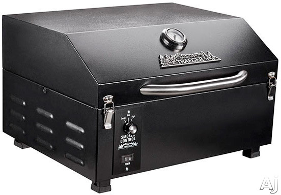"""click for Full Info on this Traeger PTG BBQ020 21"""" Portable Wood Pellet Grill with 169 sq in Grilling Area  16 000 BTU  Auto Start  Easy Clean Up  Temperature Control Knob and Runs Off Standard 110V Outlet"""