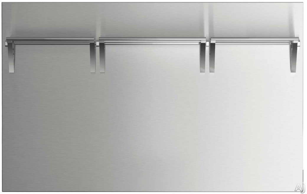 Fisher & Paykel Professional BGCV23048H 48 Inch Pro Cooktop Backguard for Combustible Situation