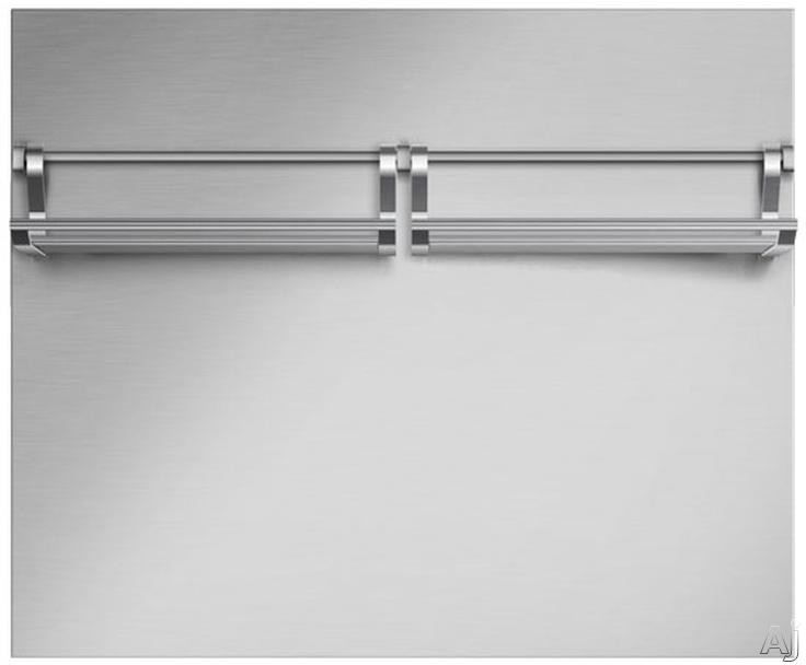 "DCS BGRU3036 36"" Brushed Stainless Steel Range Backguard: 36"" Stainless Steel"