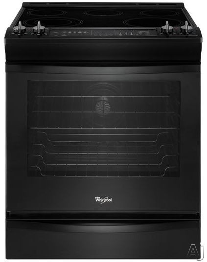 Whirlpool Wee730h0d 30 Quot Slide In Smoothtop Electric Range