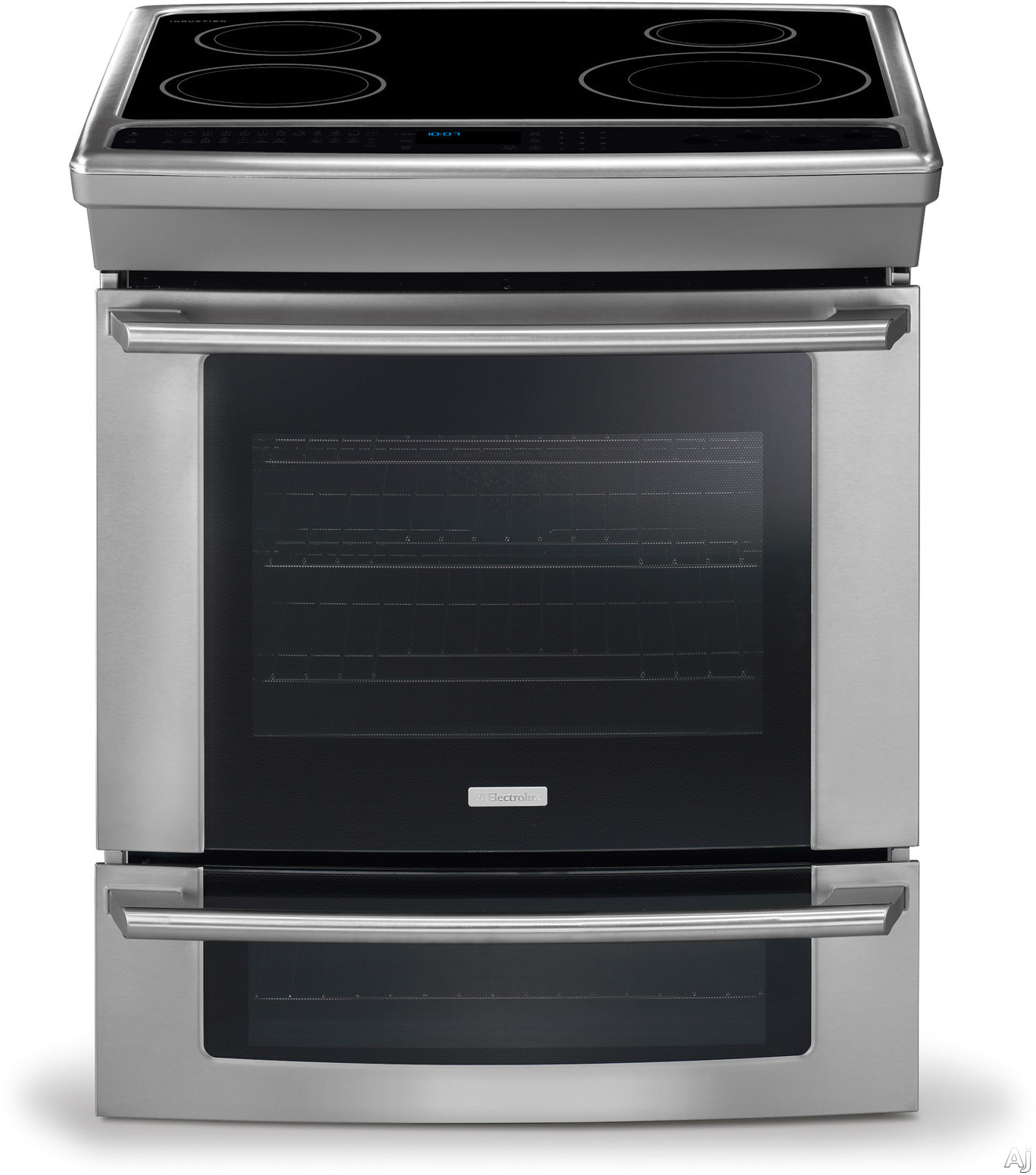 Range oven electrolux induction double oven range - Electrolux ehl7640fok table induction ...