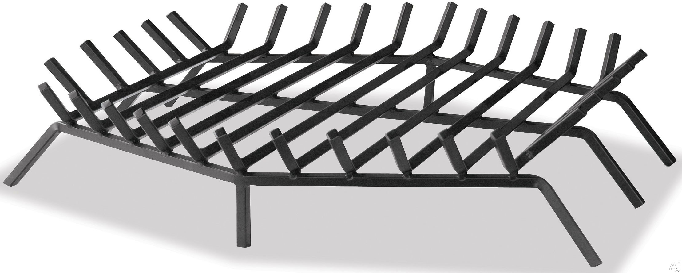 Blue Rhino C1552 Hexagonal Bar Grate for Wood Burning Fireplaces 36