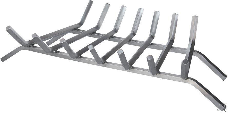 Blue Rhino C7727 Stainless Steel Fireplace Grate 27 6 Bar
