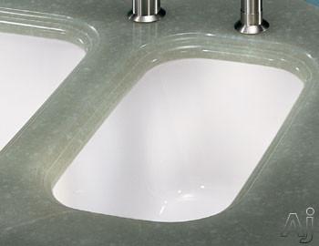 "Franke CCK1108 10"" Undermount Single Bowl Fireclay Sink, U.S. & Canada CCK1108"
