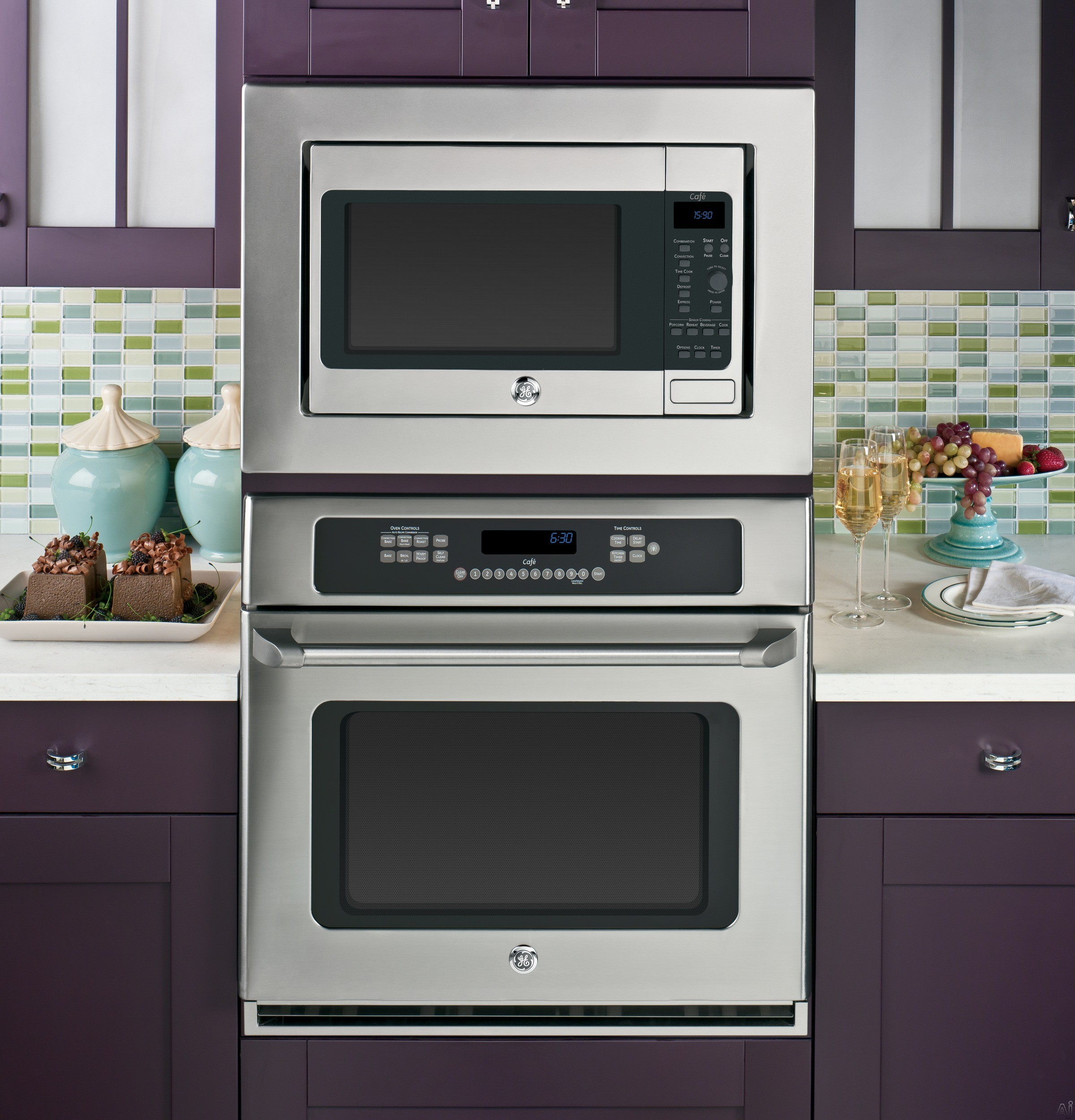 ... Appliances > Microwave Ovens > Countertop Microwaves > CEB1590SSSS