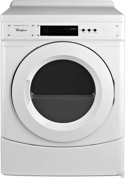 Compare hp whirlpool chw8990bw 27 commercial washer with 3 for Whirlpool washer motor price