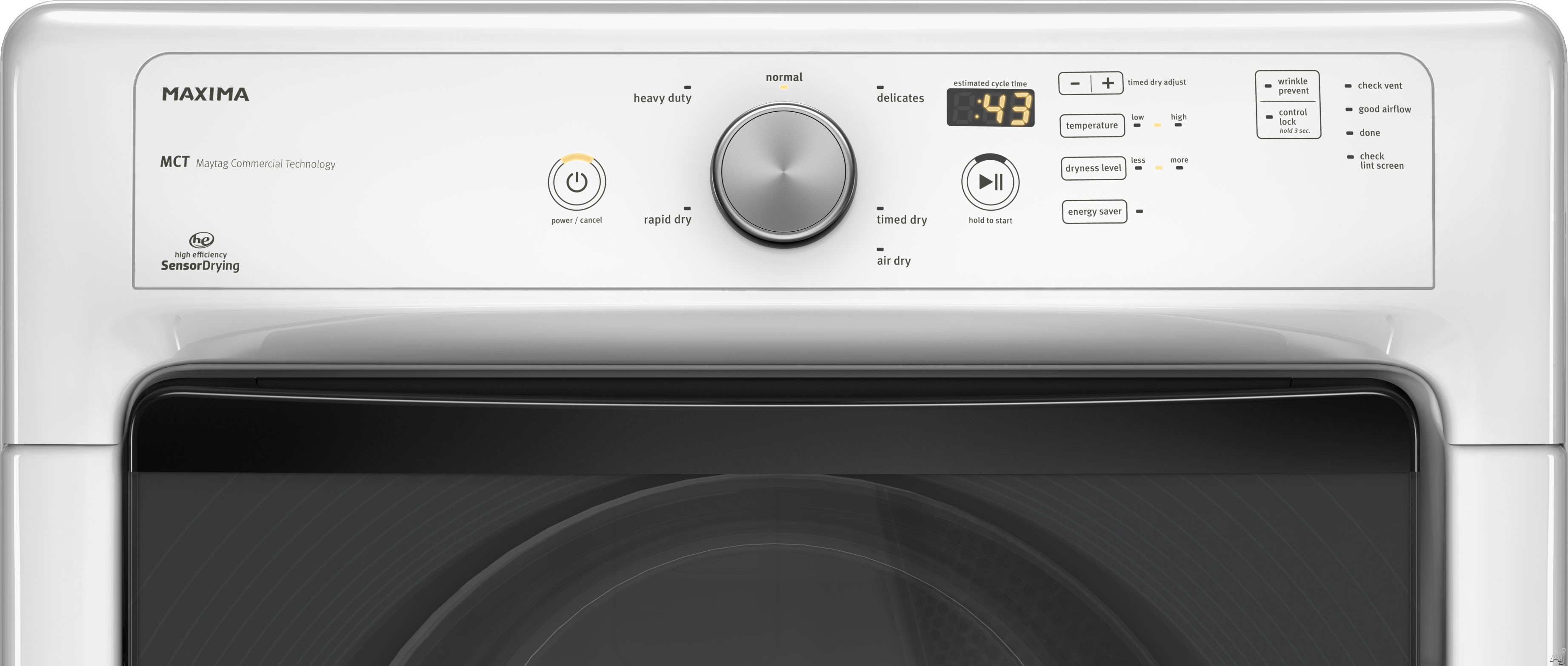Maytag Mhw3100dw 27 Inch 4 2 Cu Ft Front Load Washer