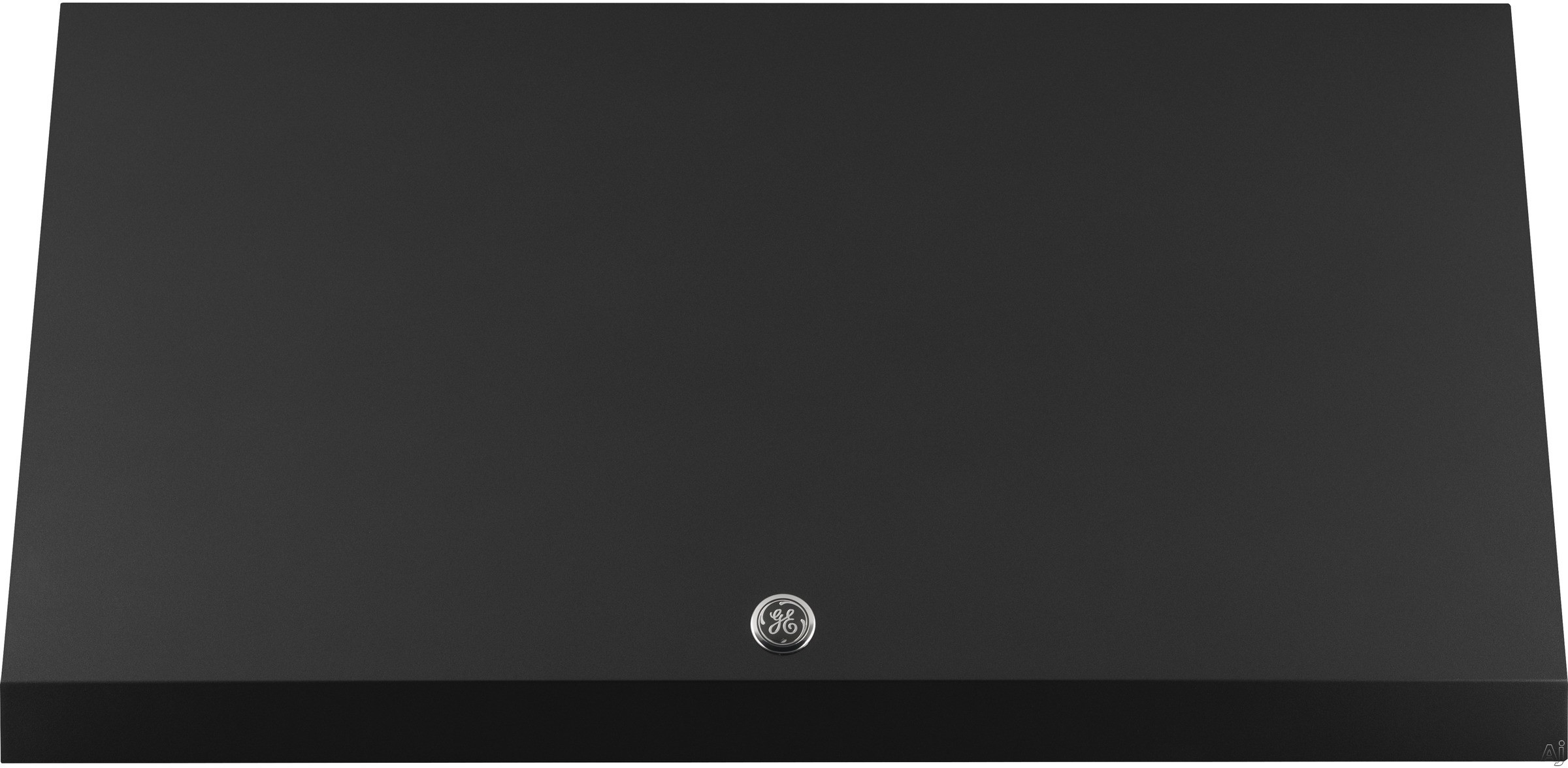 GE Cafe Series CV936 30 Inch Wall Mount Range Hood with 4 Speeds, Halogen Lighting, Night Light, 590 CFM, Vertical Exhaust and Removable Grease Filter CV936