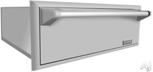 Image of Coyote CWD 30 Inch Outdoor Warming Drawer with Internal Electric Heating Element