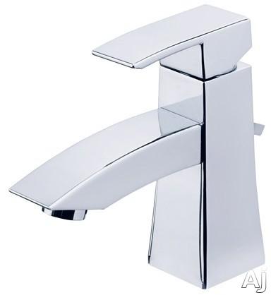 Danze® Logan Square�?� D22553 Single Lever Bath Faucet with 1.5 GPM, 4 1/4