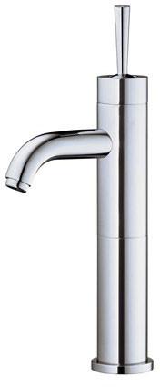 Danze® Parma�?� Collection D235058 Single Lever Bath Vessel Faucet with 1.5 GPM, 4 11/16