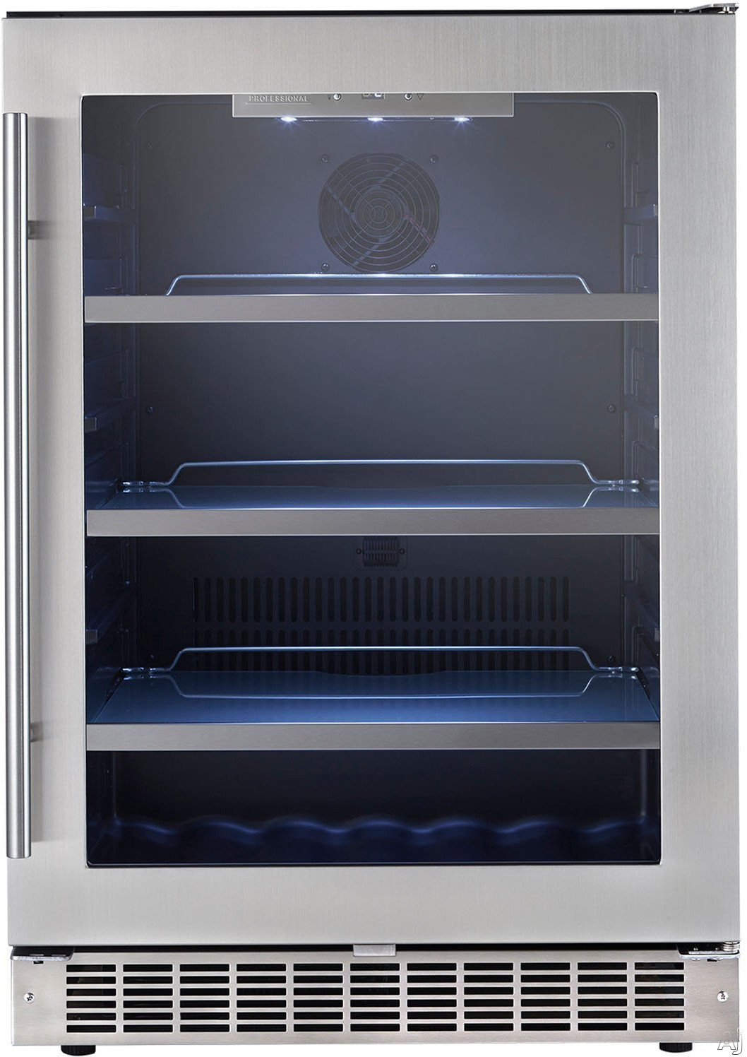 Danby Dbc056d1bsspr 24 Quot Built In Beverage Center With 6