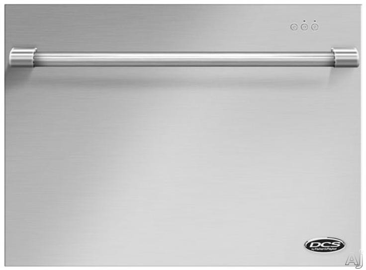 DCS DD24S Drawer Dishwasher with 9 Wash Cycles, Smart Drive Technology, Load Sensing, Fold Down Tines, Adjustable Racks, ADA Compliant and Energy Star Rated DD24S