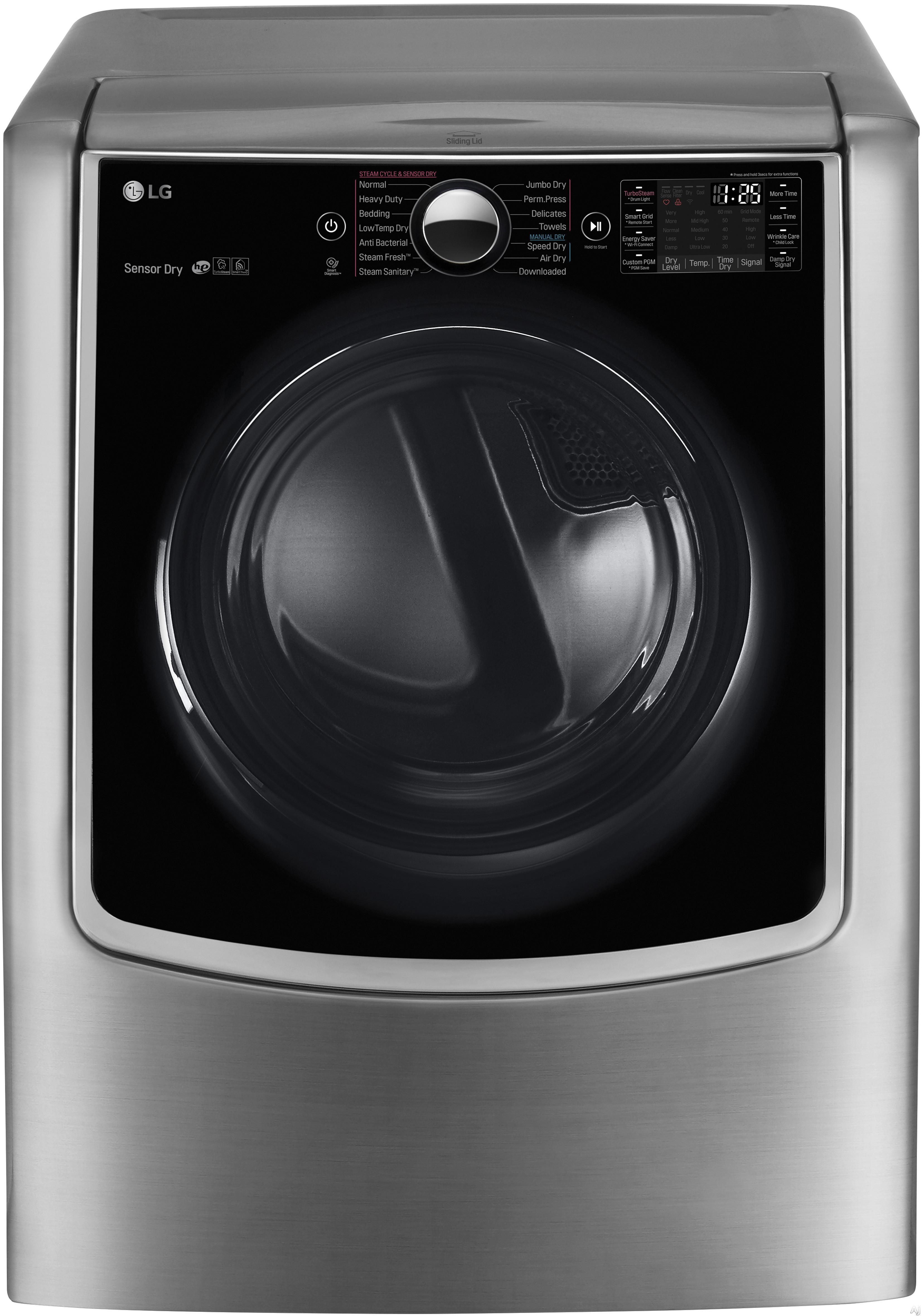 LG Laundry,LG Dryers,LG Gas Dryers