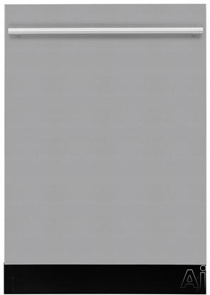 Blomberg DWT57500 Fully Integrated Dishwasher with 12-Place Settings, 7 Programs, 4 Wash Temperatures, Brushless DC Motor, Turbo Fan Drying, Removable 3rd Rack and 46 dB Silence Rating