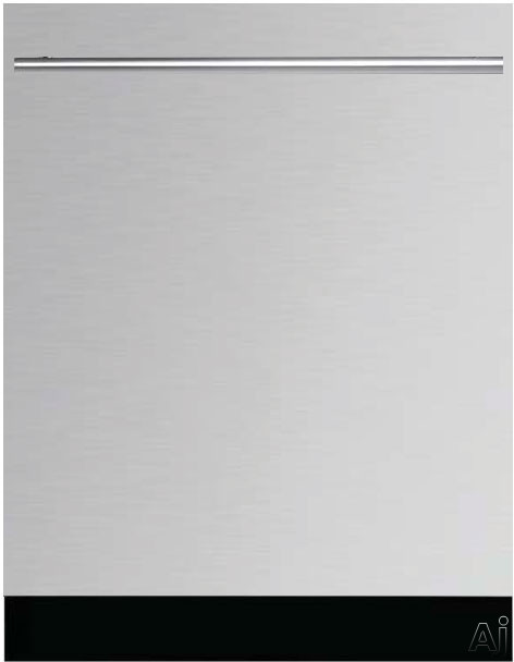 Blomberg DWT59500 Fully Integrated Dishwasher with FlexiRack Adjustable Upper Rack, FlexiDrawer Removable 3rd Rack, SmartFOLD Folding Tines, Brushless DCTM Motor, Sanitize, 14 Place Setting Capacity, 5 Wash Options, 9 Wash Cycles and 42 dBA Sound Rating