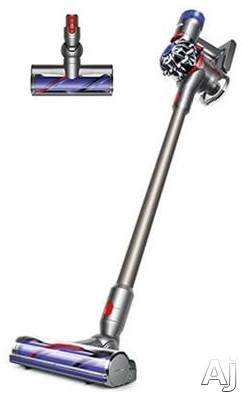 Dyson V8 Series 22960201 Dyson Cordless V8 Animal Upright Vacuum Cleaner with 40 Minute Battery, Handheld Conversion, HEPA Filtration, 2 Tier Radial, Direct-Drive, Digital Motor V8, Hygienic Dirt Ejector, Max Power Mode and Docking Station