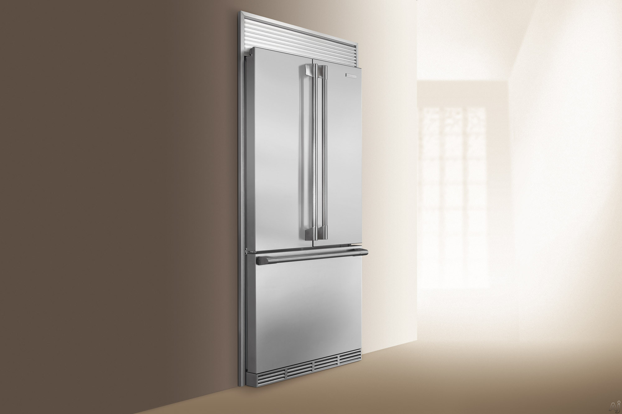 Electrolux E23bc68jps 22 6 Cu Ft French Door